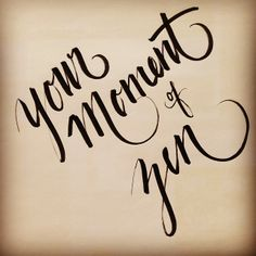 Day #86 of #365daysoflettering #dailyshow #jonstewart #momentofzen #brushpens #calligraphy #cursive #handlettering #lettering #typography #t...