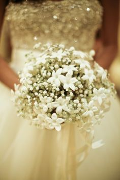Simple and Inexpensive Flower Trend: Baby's Breath