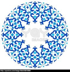 Ottoman motifs design series with thirty-three version