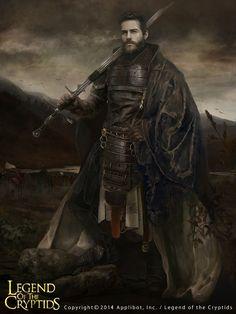 Blood+Edge,+legendary+swordsman+I+by+EVentrue.deviantart.com+on+@deviantART