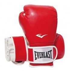 9761b8dbf7d Guantes de #boxeo Pro Style Everlast construidos en cuero sintético  resistente y duradero en #deporvillage por 33.50€