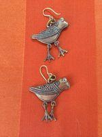 Sold! MYYTY! Kalevala koru, Hattulan linnut, korvakorut Second Hand Shop, Two Hands, Drop Earrings, Jewelry, Jewlery, Jewerly, Schmuck, Drop Earring, Jewels
