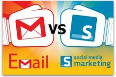 Infographic: Email marketing is more effective than social media | Articles | Main