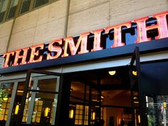 All around excellent eats: The Smith, NYC