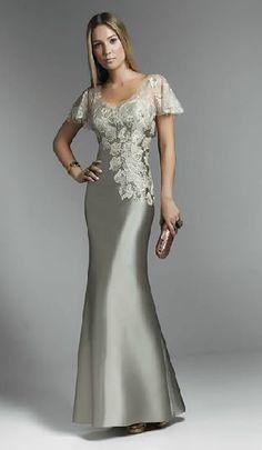 vestido para madrinha de casamento no inverno - Pesquisa Google
