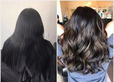 Before and after photos of the different colors and techniques! Lulu Salon is now offering a back to school 10% off on color services! Limited sits available! Call now to book an appointment 5759141948
