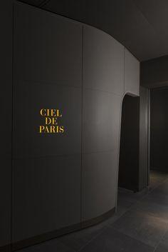 Ciel de Paris Restaurant by Noé Duchaufour Lawrance