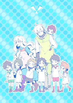 Mary & Konoha with a little Mekakushi-dan - illustration by Sidu Mekakucity Actors Konoha, Vocaloid, Manga Anime, Anime Art, Anime Songs, Kagerou Project, Happy Summer, Light Novel, Spirit Animal