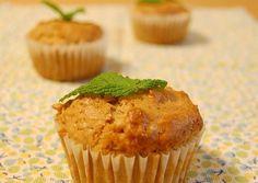 Macrobiotic Lemon Muffins Recipe -  Very Tasty Food. Let's make it!