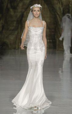Pronovias 2014 spring wedding dresses