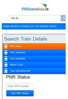 We have created this App for spreading knowledge of pnr status, seat availability, train schedule, station code enquiry over web.