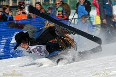40th annual Cowboy Downhill. Photo by Larry Pierce, Jan. 20, 2014  Steamboat Springs, CO