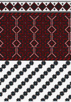 Folk Embroidery, Cross Stitch Embroidery, Embroidery Patterns, Cross Stitch Designs, Cross Stitch Patterns, Free Crochet Doily Patterns, Palestinian Embroidery, Tapestry Crochet, Embroidery Techniques