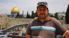 Din nou prin Israel