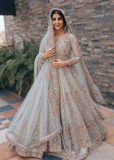 Asian Bridal Dresses, Desi Wedding Dresses, Asian Wedding Dress, Party Wear Dresses, Bridal Outfits, Designer Wedding Dresses, Wedding Gowns, Shadi Dresses, Pakistani Dresses Casual