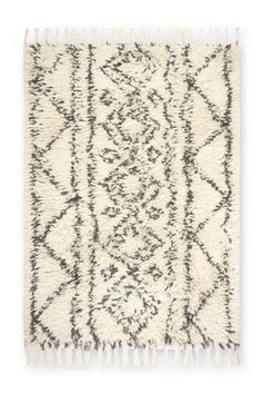 Buy Geometric Wool Berber Rug from the Next UK online shop