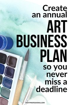 Craft artist business plan gets you organized to start your own handmade business. Learn what your customers want to buy throughout the year, and keep track of important deadlines with this 12-step craft business action plan.