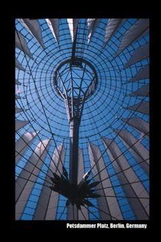 Potsdammer Platz, Berlin, Germany - by Maarten Meuleman Berlin Germany, Places, Photography, Fotografie, Photography Business, Photo Shoot, Fotografia, Photograph, Lugares