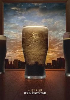 Creative Guinness Beer Ads - Get some ad inspiration - Ateriet - Creative Guinness Beer Ads – Get some ad inspiration - All Beer, Wine And Beer, Best Beer, Guinness Advert, Non Plus Ultra, Beer Poster, Beers Of The World, Beer Brands, Beer Lovers