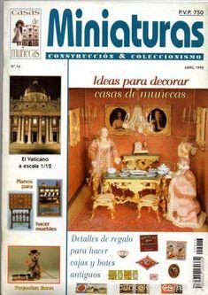 44 Ideas De Rev 0 A 50 En 2021 Miniaturas Casas De Muñecas Muñecas