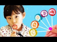 Fruit Lollipops Colors Song – Baby Nursery Rhymes Learn Colors for kids – YouTub… Used Baby Clothes, Color Songs, Baby Comforter, Lovely Creatures, Learning Colors, Baby Feet, Lollipops, Happy Baby, Coloring For Kids