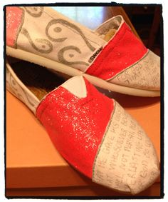 Custom+Toms+Shoes/+Scripture+by+CustomTOMSbyJC+on+Etsy,+$100.00