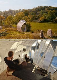organic home outside inside