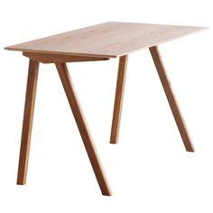 Copenhague CPH90 desk by Hay. Design by Ronan & Erwan Bouroullec. 130 x 65 x 74