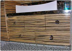 Zebrawood veneer bathroom vanity Bay Area, Wine Rack, Vanity, Contemporary, Bathroom, Furniture, Home Decor, Dressing Tables, Washroom