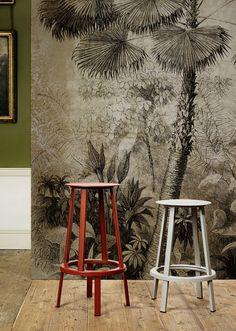 Shop de mural – dé behangtrend van dit jaar | Urban Jungle | ELLE Decoration NL