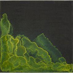 From the Autogenesis Series (Dark Green)