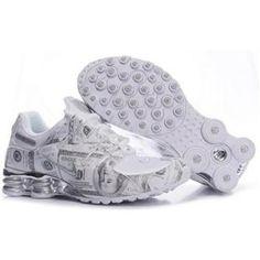 a3e3720790b9 675304 Mens Nike Shox NZ Shoes White 2014 VCZT Cheap Nike