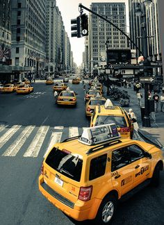 Cabs by daver604, via Flickr