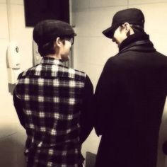 food dates and urinals - a story by donghae and sehun