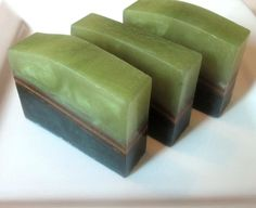 Amazon Soap by SusieQsbathandbody on Etsy.  Cute melt and pour style