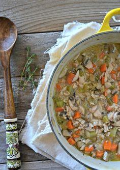 The Turkey Soup Recipes You Need After Thanksgiving | The Huffington Post