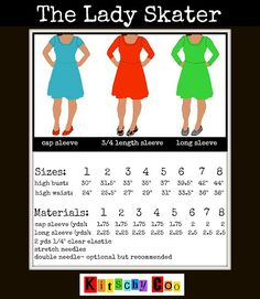 skater dress essential, shorten the skirt to where you make a beautiful top.... love this idea so going to do it!