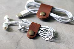 DIY: ranger ses écouteurs de manière originale