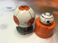 Make This Mini Star Wars BB-8 Ball Droid with a HackedSphero