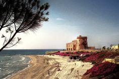Torre de la Horadada - Alicante  El sitio de algunos de mis mejores veranos.
