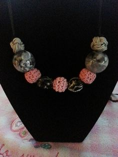 (>‿◠)✌Basketball Wive's Beads 'N Baubles Necklace~You pick ~ NEW (BONUS LOOM BAND BRACELET)