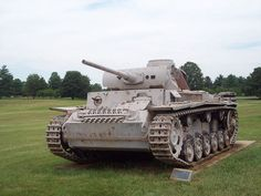 A Panzerkampfwagen III Ausf L formerly on display at the US Army Ordnance Museum in Aberdeen, Maryland and currently housed at the National Armor and Cavalry Restoration Shop at Fort Benning, Georgia.