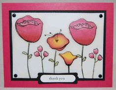 stampin up awash with flowers - Google Search