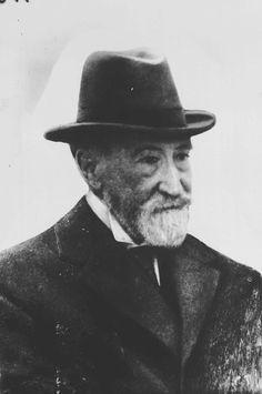 Don Luis Briñas Mac-Mahón  foto Archivo Diputación Foral de Bizkaia