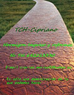 Tch -Cipriano Hormigon impreso