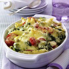 Brokkoli-Nudel-Auflauf Rezept | LECKER