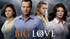 HBO's Big Love chronicled the lives of a fundamentalist LDS (Mormon) family with one husband and three wives. Santa Clara University, Lds Mormon, Big Love, Movies Online, Movies And Tv Shows, Movie Tv, Netflix, Husband, Relationship