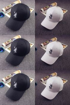[Visit to Buy] Snapback Caps Autumn Spring Summer Sun Hat For Men Women 2016 Peaked Hat Hip Hop Hats Curved Baseball Cap Adjustable Bone #Advertisement