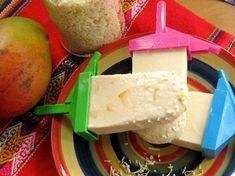 Recipe: Mango Coconut Paleta