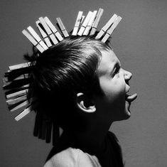 50 (Easy) Crazy Hair Day Ideas For School Boys With Short Hair Hair Fashions – Hair Models-Hair Styles Crazy Hair Boys, Crazy Hair Day At School, Chicas Punk Rock, Wacky Hair, Photos Originales, Kids Fashion Photography, Crazy Hats, Foto Art, Jolie Photo